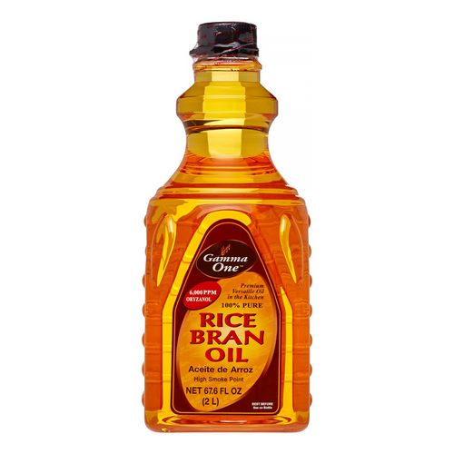 All About Rice Bran Oil